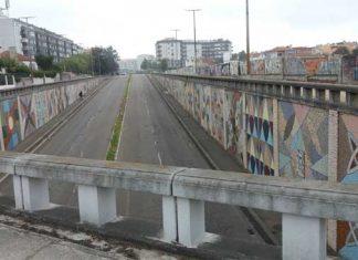 Viaduto de Esgueira, Aveiro.